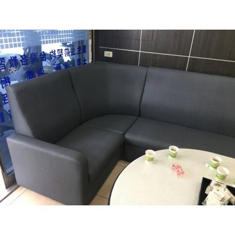 客製化產品辦公室沙發竹北陳小姐