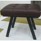 工業風牛皮小板凳